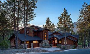 Warm Mountain Contemporary